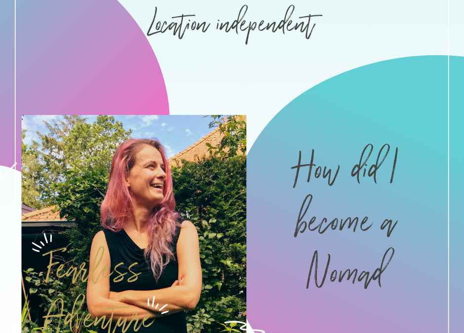 42. How Did I Become A Nomad