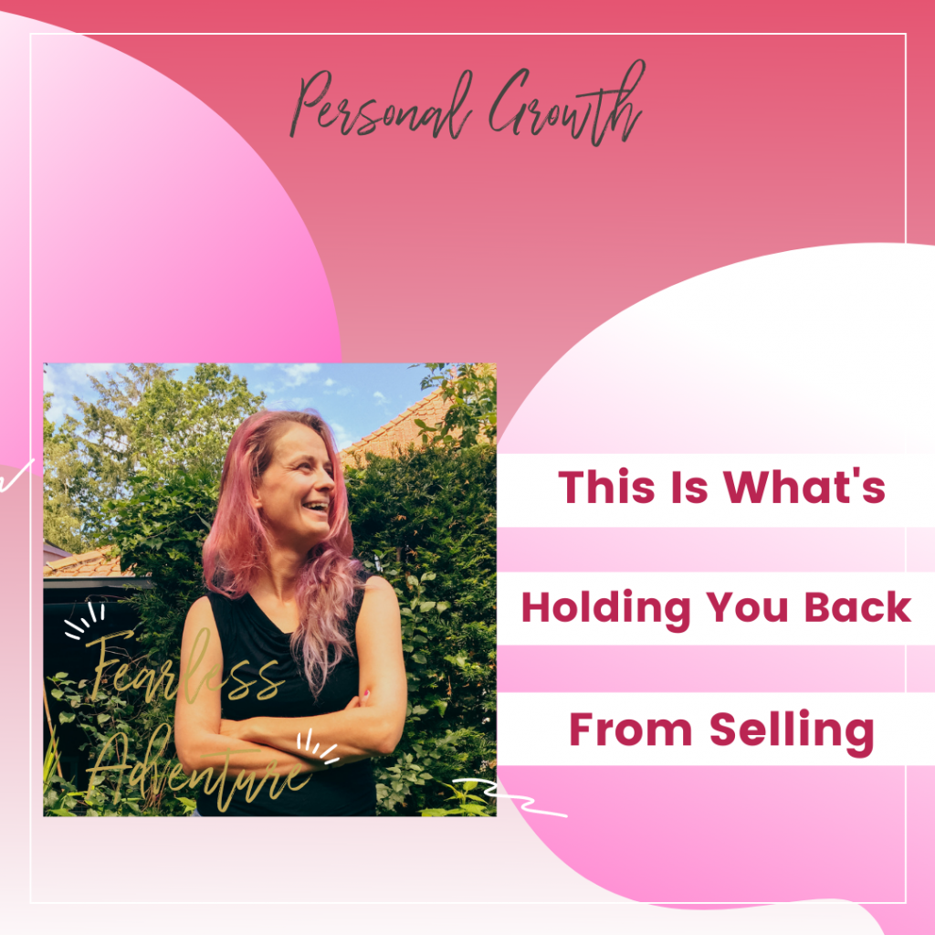 53. This Is What's Holding You Back From Selling