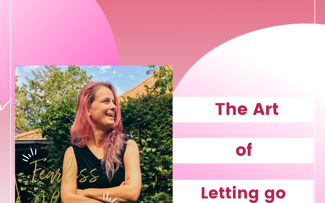 50. The Art Of Letting Go