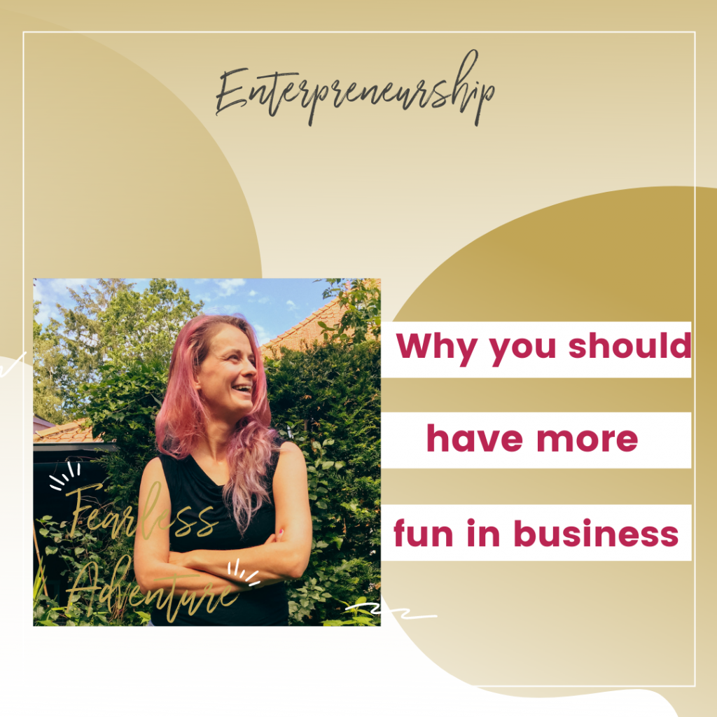 Why You Should Have More Fun In Business